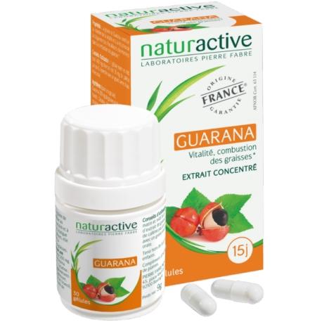 Naturactive Elusanes guarana 30 gélules