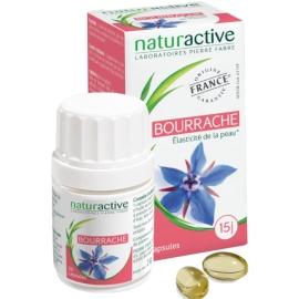 Naturactive Elusanes bourrache 30 capsules