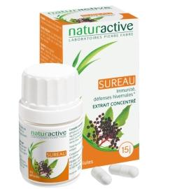 Naturactive Elusanes sureau 30 gélules