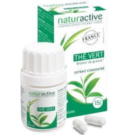 Naturactive Elusanes thé vert 60 gélules