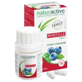 Naturactive Elusanes myrtille 30 gélules