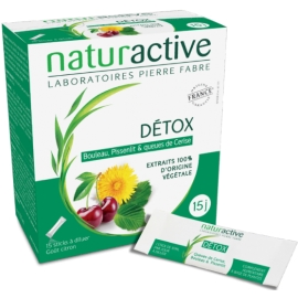 Naturactive Détox 15 Sticks