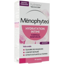 Menophytea Hydratation Intime x 40 Capsules