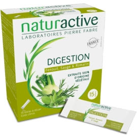 Naturactive Digestion 15 sTicks