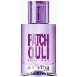 Solinotes Patchouli Eau De Toilette 50 ml