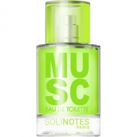 Solinotes Musc Eau De Toilette 50 ml