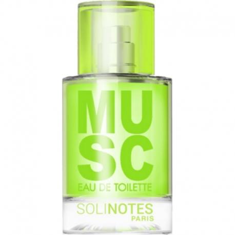 Solinotes Musc Eau De Toilette 50 ml