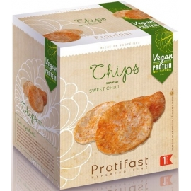 Protifast Chips Soja Sweet Chili Vegan 2 x 60 g