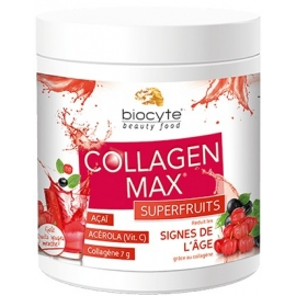Biocyte Beauty Food Collagen Max Superfruits Poudre à Diluer 260 g