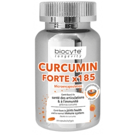 Biocyte Longevity Curcumin Forte x 185 - 90 Capsules