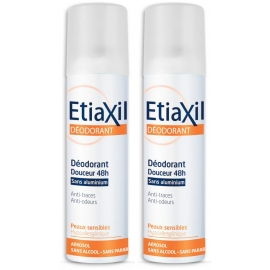 Etiaxil Déodorant Douceur 48H aéorosol 150 ml
