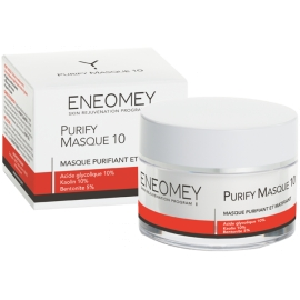 Eneomey Purify Masque 10 Masque Purifiant Matifiant 50 ml