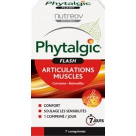 Nutreov Physcience Phytalgic Flash 7 Comprimés