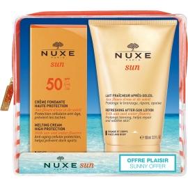 Nuxe Sun Coffret Crème Fondante SPF 50 50 ml