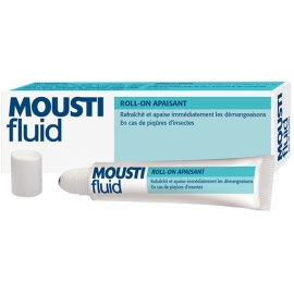 Moustifluid Roll-on Apaisant 15 ml