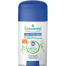 Puressentiel Déo Stick Men Bio 50 ml