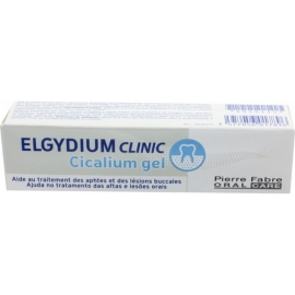 Elgydium Clinic Cicalium Gel Aphtes 8 ml