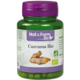 Atlantic Nature Nat & Form Bio Curcuma Bio 200 Gélules
