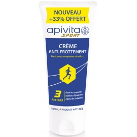 Apivita Sport Crème Anti-Frottement 100 ml