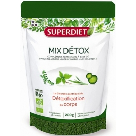 Super Diet Food Mix Détox Bio 200 g