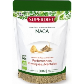 Super Diet Food Maca Bio 200 g