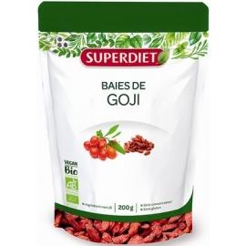 Super Diet Food Baies De Goji Bio 200 g