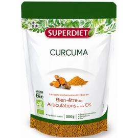 Super Diet Food Curcuma Bio 200 g