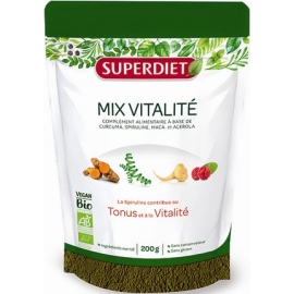 Super Diet Food Mix Vitalité Bio 200 g