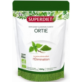 Super Diet Food Ortie Bio 200 g