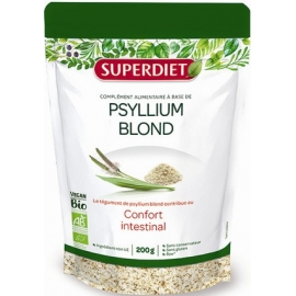 Super Diet Food Psyllium Blond Bio 200 g