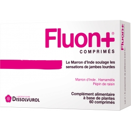 Fluon+ Circulation Sanguine 48 Comprimés
