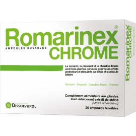 Romarinex Chrome 20 Ampoules