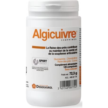 Algicuivre Articulations 120 Comprimés