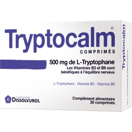 Tryptocalm 30 Comrimés