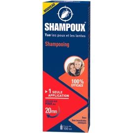 Shampoux Shampooing Poux Et Lentes 100 ml