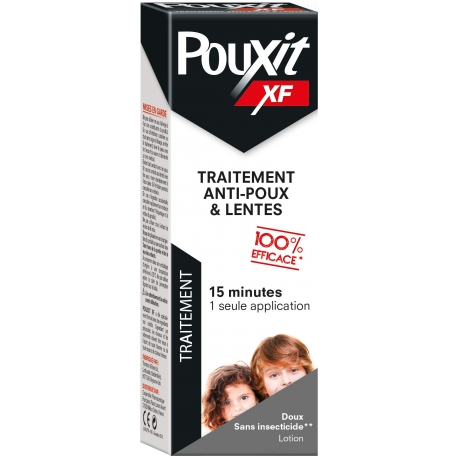 Pouxit Lotion XF Anti-poux & Lentes Lotion 100 ml