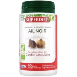 Superdiet Ail Noir Bio 90 Gélules