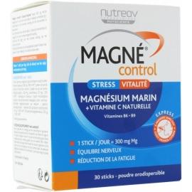 Magné Control Stress Vitalité 30 Sticks