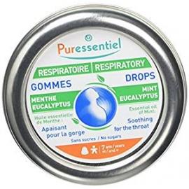 Puressentiel Respiratoire Gommes Adoucissantes 45 g
