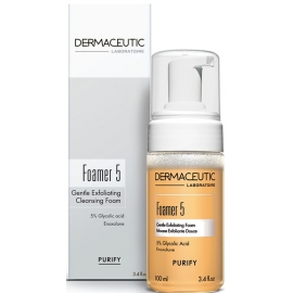 Dermaceutic Foamer 5 Mousse Nettoyante Exfoliante Douce 100 ml