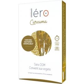 Léro Curcuma 30 Gélules