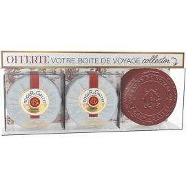 Roger & Gallet Jean-Marie Farina Coffret Savons + Boîte De Voyage Offerte
