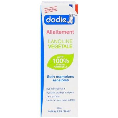 Dodie Allaitement Soin Mamelons sensibles 40 ml