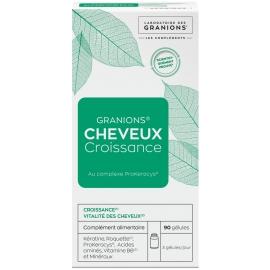 Granions Cheveux Croissance 90 Gélules