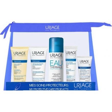 """Uriage Trousse """"Mes Soins Protecteurs """""""