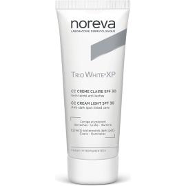 Noreva Trio White XP CC Crème Claire SPF 30 40 ml
