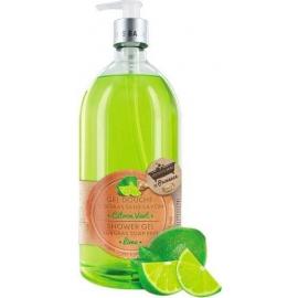 Les Petits Bains De Provence Gel Douche Citron Vert 1 l