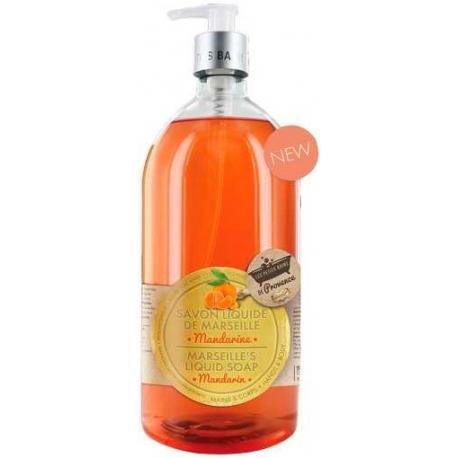Les Petits Bains De Provence Gel Douche Mandarine 1 l