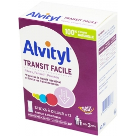 Alvityl Transit Facile 12 Sticks
