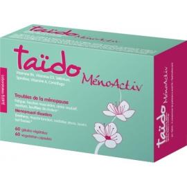 Taïdo MénoActiv 60 Gélules
